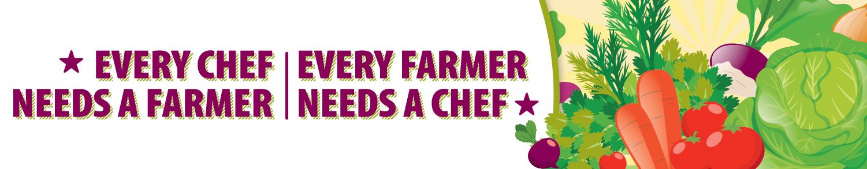 Every Chef Needs a Farmer, Every Farmer Needs a Chef Introduction